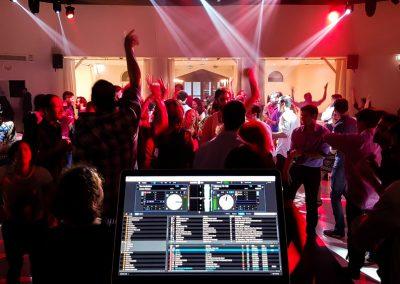ambiance prestation DJ entreprise